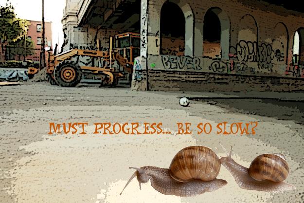 Snaillikeprogress
